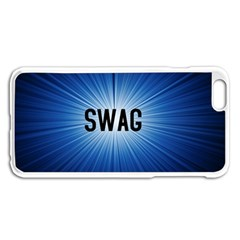 Swag Apple Iphone 6 Plus Enamel White Case