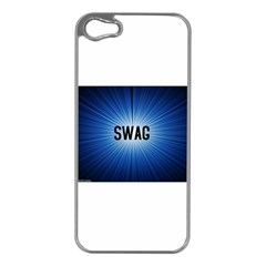 Swag Apple Iphone 5 Case (silver)