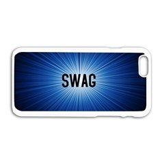 Swag Apple iPhone 6 White Enamel Case