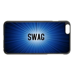 Swag Apple iPhone 6 Plus Black Enamel Case