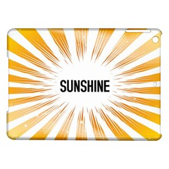 Sun Apple Ipad Air Hardshell Case
