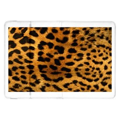 Leopardprint Samsung Galaxy Tab 8.9  P7300 Flip Case