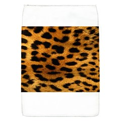 Leopardprint Removable Flap Cover (Small)