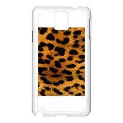 Leopardprint Samsung Galaxy Note 3 N9005 Case (White)