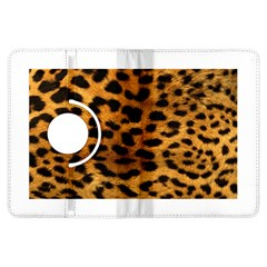 Leopardprint Kindle Fire HDX Flip 360 Case