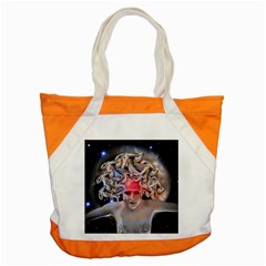 Medusa Accent Tote Bag