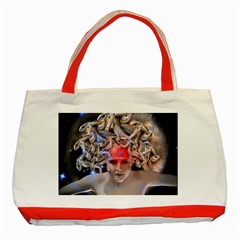 Medusa Classic Tote Bag (Red)