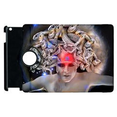 Medusa Apple iPad 3/4 Flip 360 Case