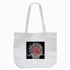 Medusa Tote Bag (White)