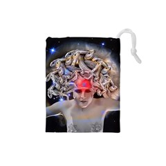 Medusa Drawstring Pouch (Small)