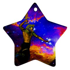 Star Fighter Star Ornament