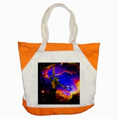 Star Fighter Accent Tote Bag
