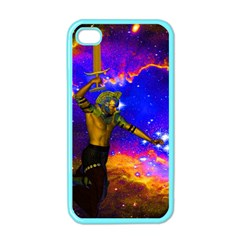 Star Fighter Apple Iphone 4 Case (color)