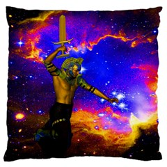 Star Fighter Large Cushion Case (single Sided)