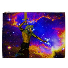 Star Fighter Cosmetic Bag (xxl)