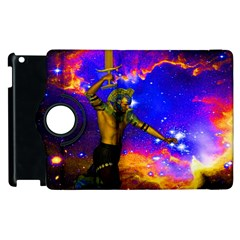 Star Fighter Apple iPad 3/4 Flip 360 Case
