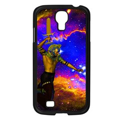 Star Fighter Samsung Galaxy S4 I9500/ I9505 Case (black)