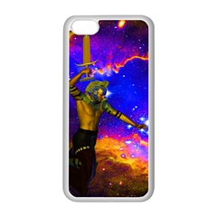 Star Fighter Apple iPhone 5C Seamless Case (White)