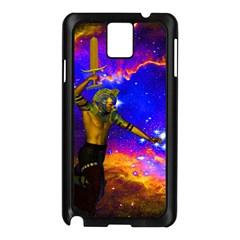 Star Fighter Samsung Galaxy Note 3 N9005 Case (Black)