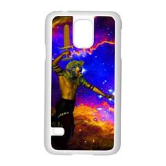 Star Fighter Samsung Galaxy S5 Case (White)