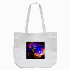 Star Fighter Tote Bag (white)