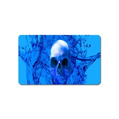 Alien Blue Magnet (Name Card)