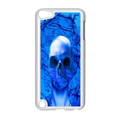 Alien Blue Apple Ipod Touch 5 Case (white)