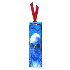 Alien Blue Small Bookmark