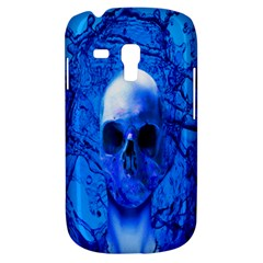 Alien Blue Samsung Galaxy S3 Mini I8190 Hardshell Case