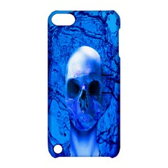 Alien Blue Apple Ipod Touch 5 Hardshell Case With Stand