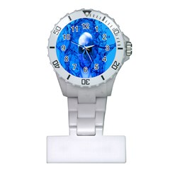 Alien Blue Nurses Watch