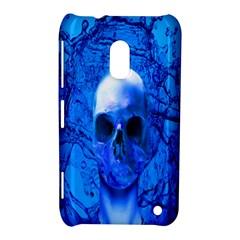 Alien Blue Nokia Lumia 620 Hardshell Case