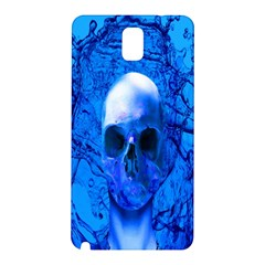 Alien Blue Samsung Galaxy Note 3 N9005 Hardshell Back Case