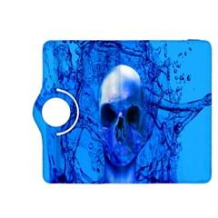 Alien Blue Kindle Fire HDX 8.9  Flip 360 Case