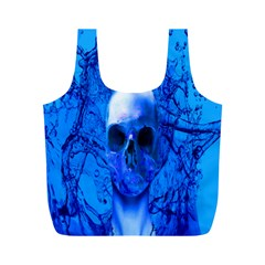 Alien Blue Reusable Bag (M)