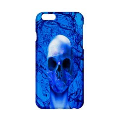 Alien Blue Apple Iphone 6 Hardshell Case