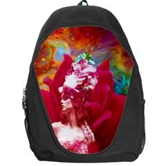Star Flower Backpack Bag