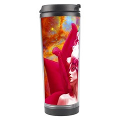 Star Flower Travel Tumbler