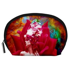 Star Flower Accessory Pouch (Large)
