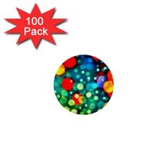 A Dream Of Bubbles 1  Mini Button (100 pack)