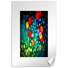 A Dream Of Bubbles Canvas 20  x 30  (Unframed)