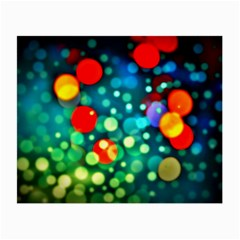 A Dream Of Bubbles Glasses Cloth (small, Two Sided)