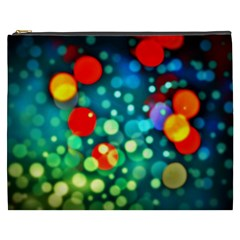 A Dream Of Bubbles Cosmetic Bag (xxxl)