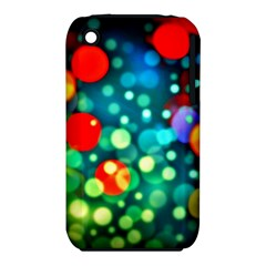 A Dream Of Bubbles Apple iPhone 3G/3GS Hardshell Case (PC+Silicone)