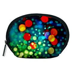 A Dream Of Bubbles Accessory Pouch (medium)