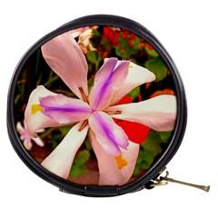 African Iris Mini Makeup Case