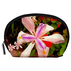 African Iris Accessory Pouch (Large)