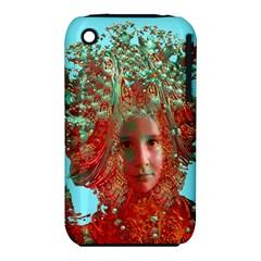 Flower Horizon Apple Iphone 3g/3gs Hardshell Case (pc+silicone)