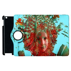 Flower Horizon Apple Ipad 3/4 Flip 360 Case