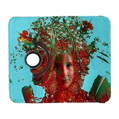 Flower Horizon Samsung Galaxy S  III Flip 360 Case